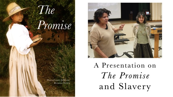 Promise Video Title Card slavery