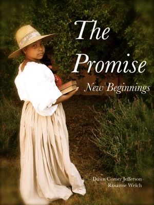 Announcement: The Promise Book 2: New Beginnings is coming soon!